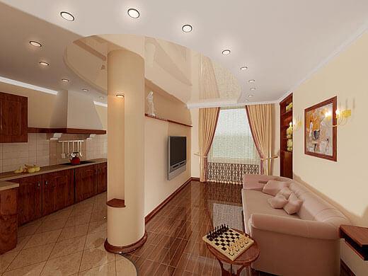 Ремонт квартир в Краснослободске